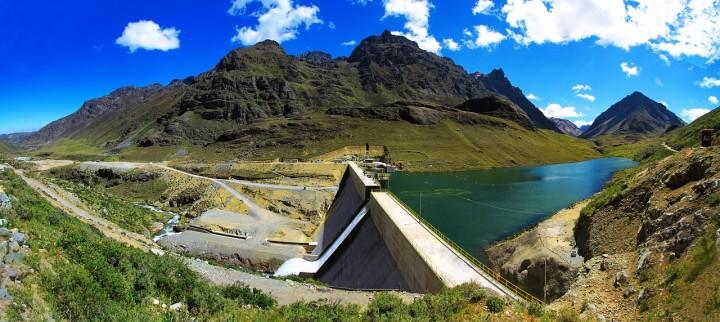 hydro elektrár