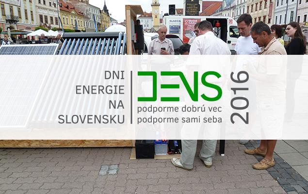 Dni energie na Slovensku