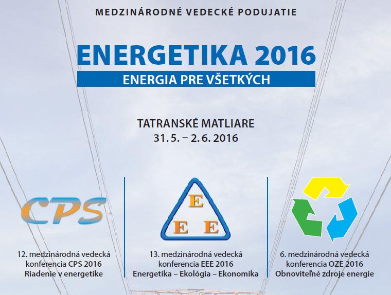 energetika 2016