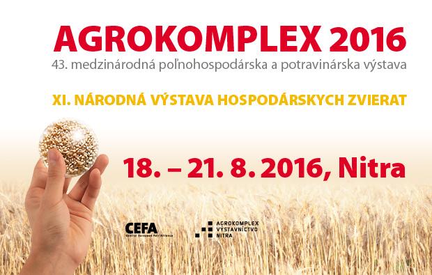 Agrokomplex 2016