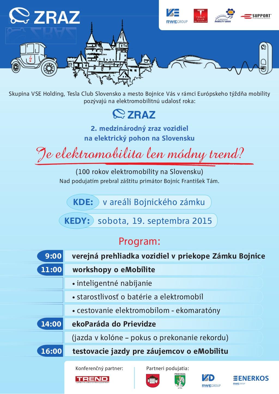e-mobily Bojnice