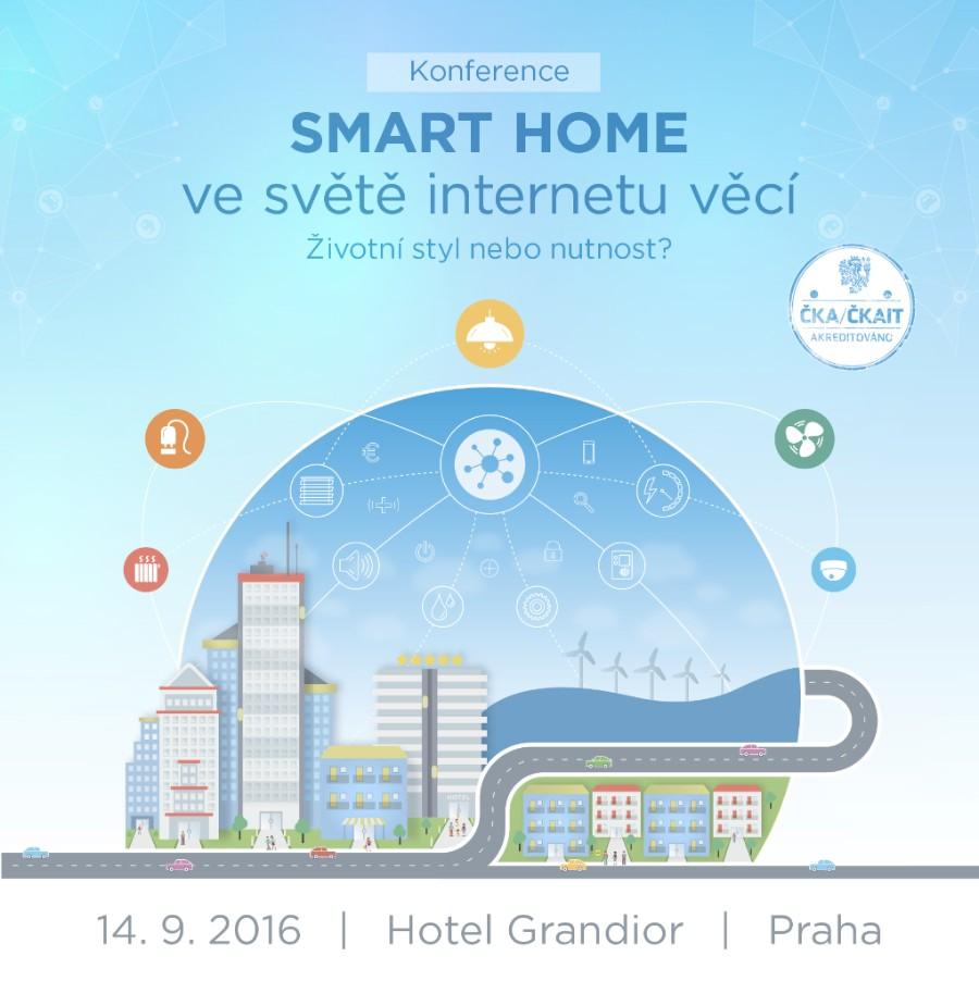 smart home praha